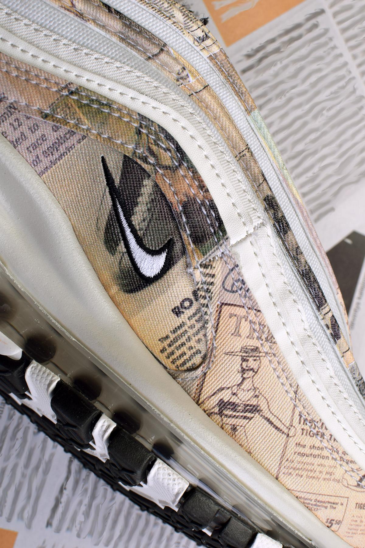 Nike Air Max 97 Black Mamba NHS Gateshead